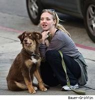 Amanda Seyfried and her Aussie